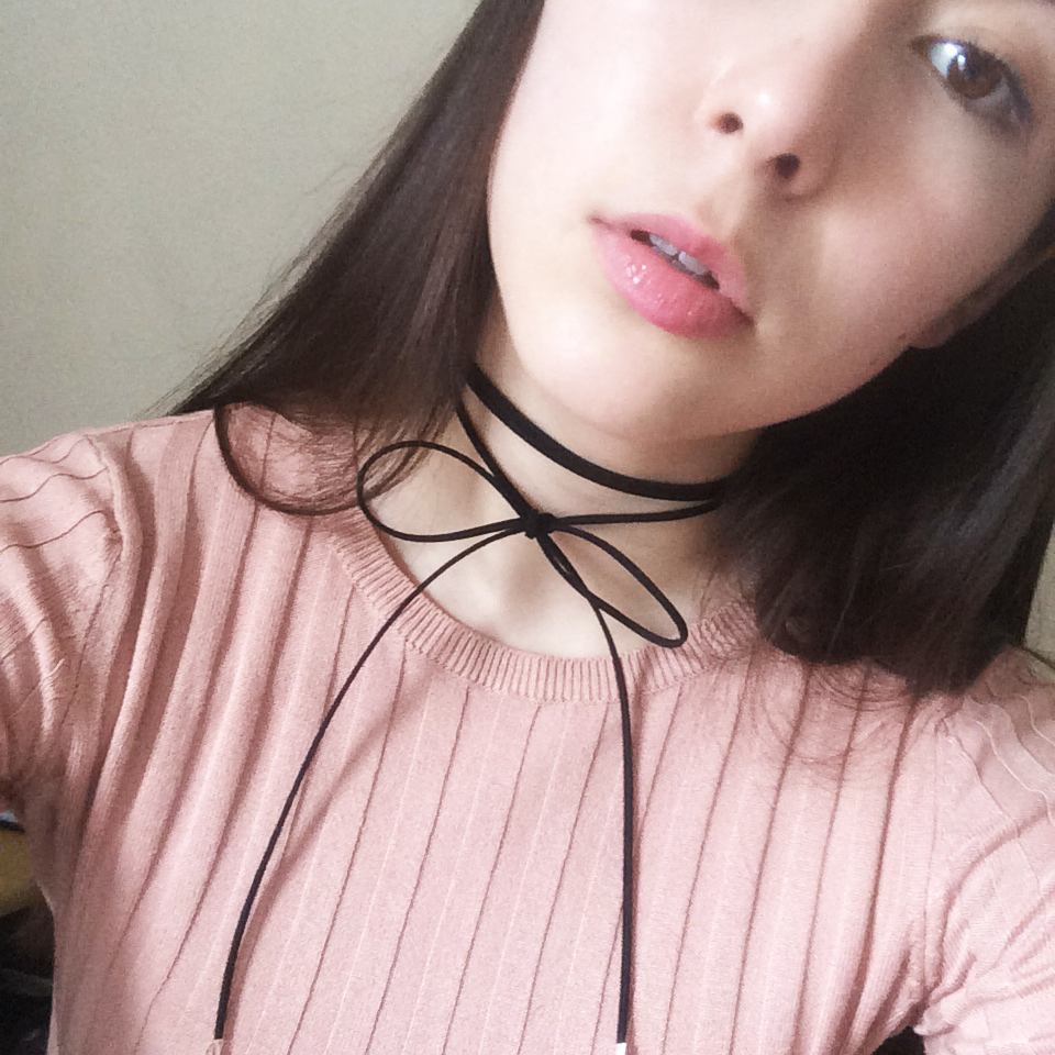 wrap choker, fashion blogger