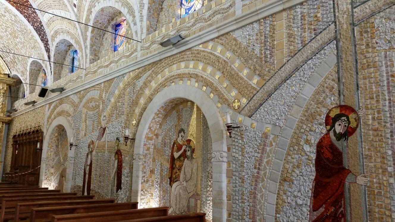 image Pantimedias en la iglesia