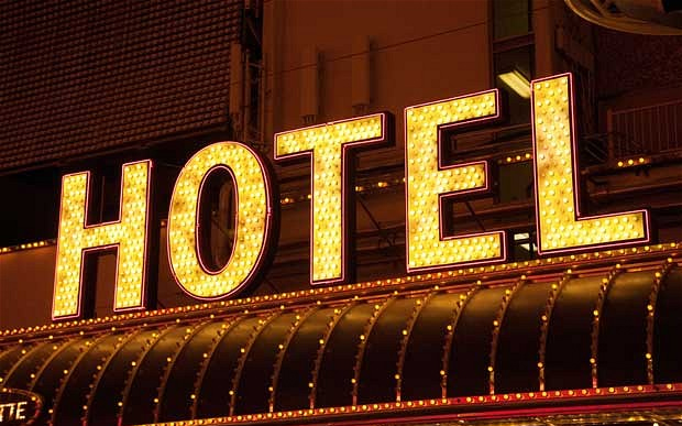Como escolher um hotel?