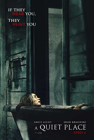 A Quiet Place 2018 Dual Audio ORG Hindi 300MB BluRay 480p