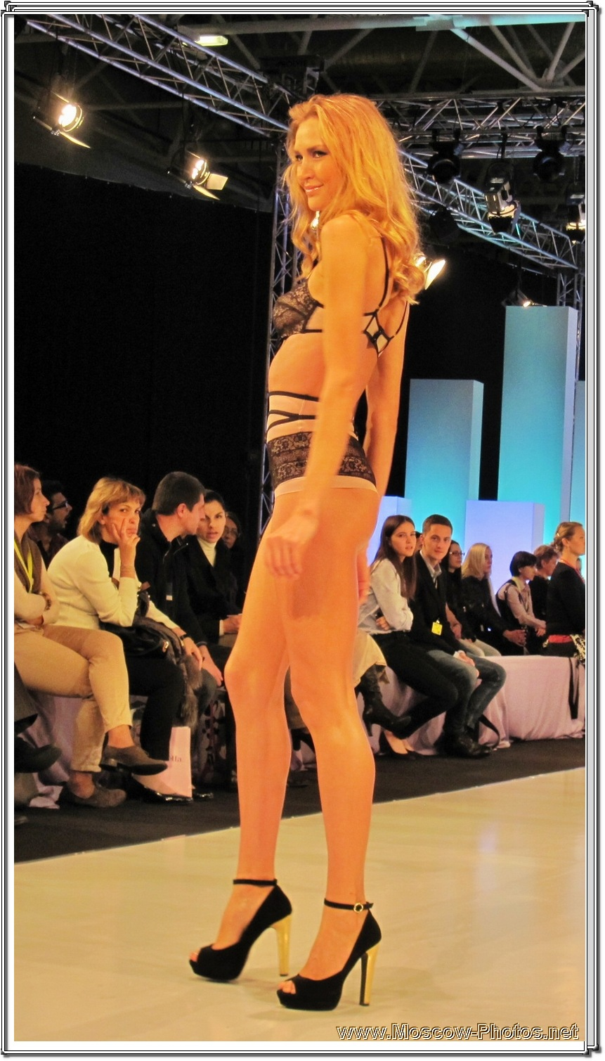 CPM - Collection Premiere Moscow  - Lingerie Fashion Show