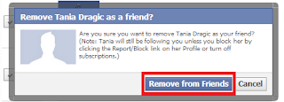 How To Delete Friends On Facebook