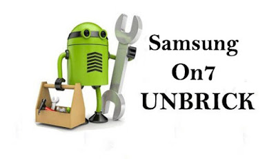 Unbrick Samsung Galaxy On7 Android Mobile