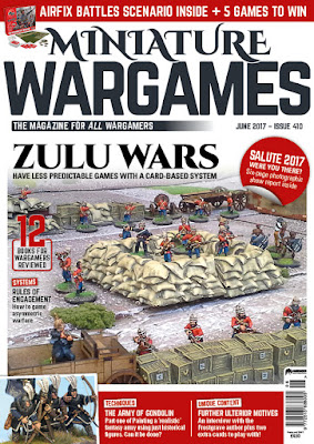 Miniature Wargames 410, June 2017