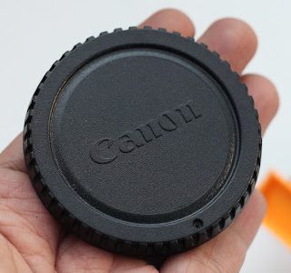 Tutup Depan Body Kamera Canon DSLR