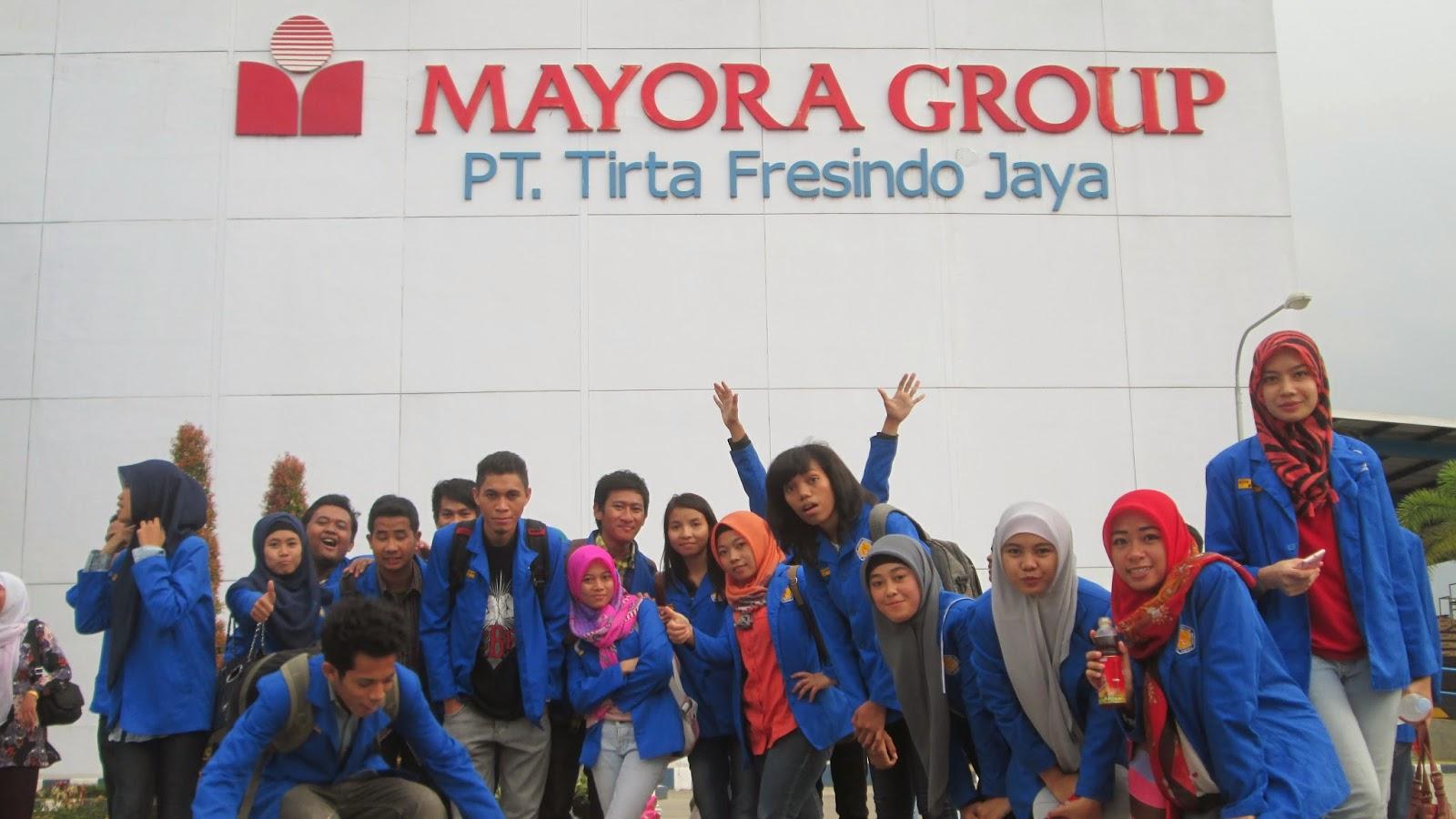 Loker PT Mayora Group Lowongan Kerja PT Tirta Fresindo Jaya Paling Baru 2019