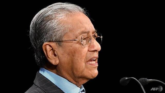 Thủ tướng Mahathir