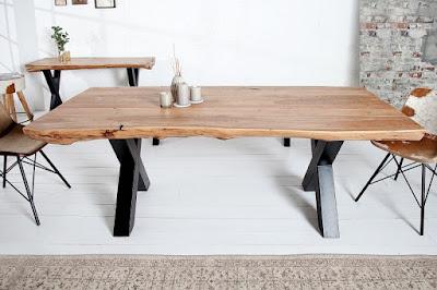 jedalenske stoly z masivu.