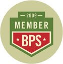 BPS Badge 125 x 125 Khaki