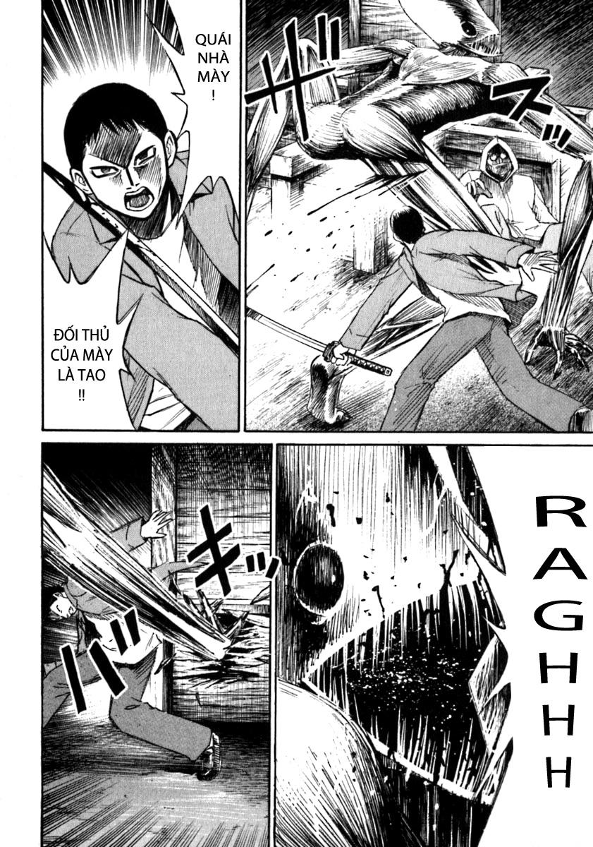 Higanjima chapter 32 trang 12