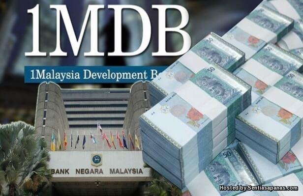 1mdb MALAYSIAN OFFICIAL 1