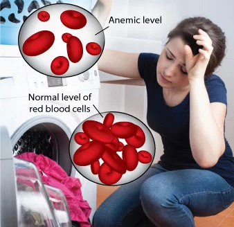Main Reasons of Anemia,anemia,iron deficiency anemia,anemia treatment,anemia symptoms,causes of anemia,sickle cell anemia,
