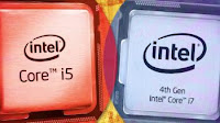 Differenze tra processori Intel e AMD e CPU Intel Core i7 e i5