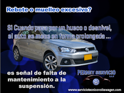 Mantenimiento de la Suspension Volkswagen