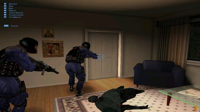 SWAT 3 Tactical GOTY PC Games Gameplay