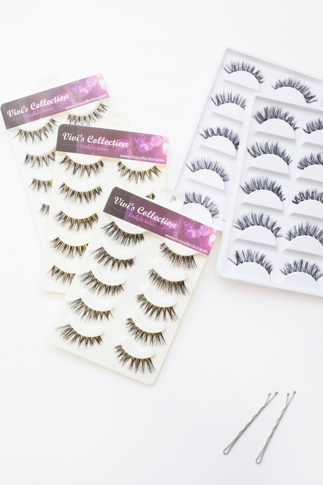 Some of my Favourite False Eyelashes + Where I Buy Them