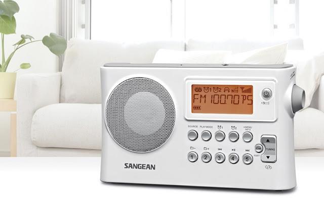 Обзор цифрового радиоприемника Sangean PR-D14 USB что говорят покупатели