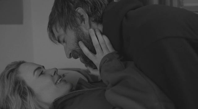 Blue Jay, Directed by Alex Lehmann, Mark Duplass and Sarah Paulson, Kiss, Make Love