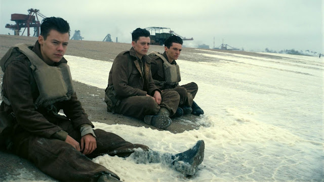 Fionn Whitehead Harry Styles Aneurin Barnard Christopher Nolan | Dunkirk