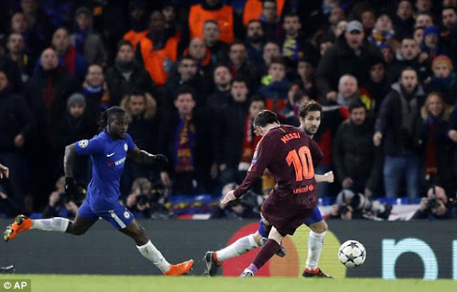 Video Chelsea - Barcelona: Siêu phẩm từ xa và sai lầm chí tử