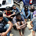 Imo State Magistrate remands 74 suspected cultists nabbed with Corpse laced with arms