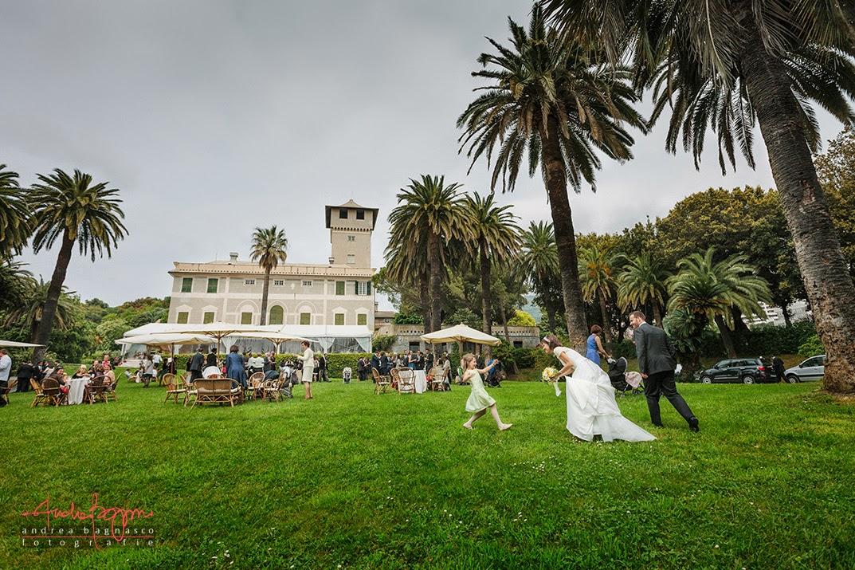 ricevimento matrimonio Genova Palazzo della Torre