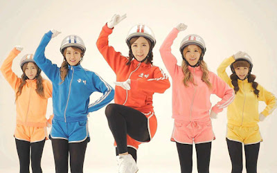 Video Crayon Pop Bar Bar Bar