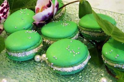 Macarons - talijanska meringa / Macarons - Italian Meringue