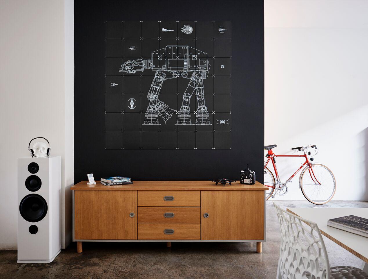 Gwiezdne wojny na plakacie