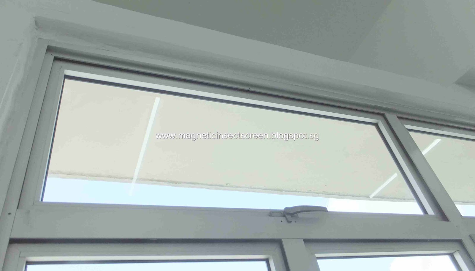Diy Mosquito Net For Windows Diy Magnetic Insect Screen Singapore Windows With