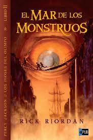 El mar de los Monstruos – Rick Riordan