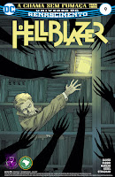 DC Renascimento: Hellblazer #9