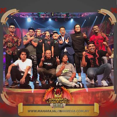 Live Streaming Final Maharaja Lawak Mega 2018 (18.1.2019)