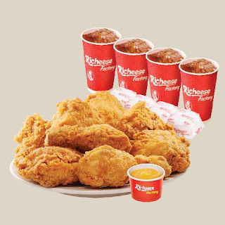 Merk Fried Chicken Dalam Negeri/Lokal Terbaik