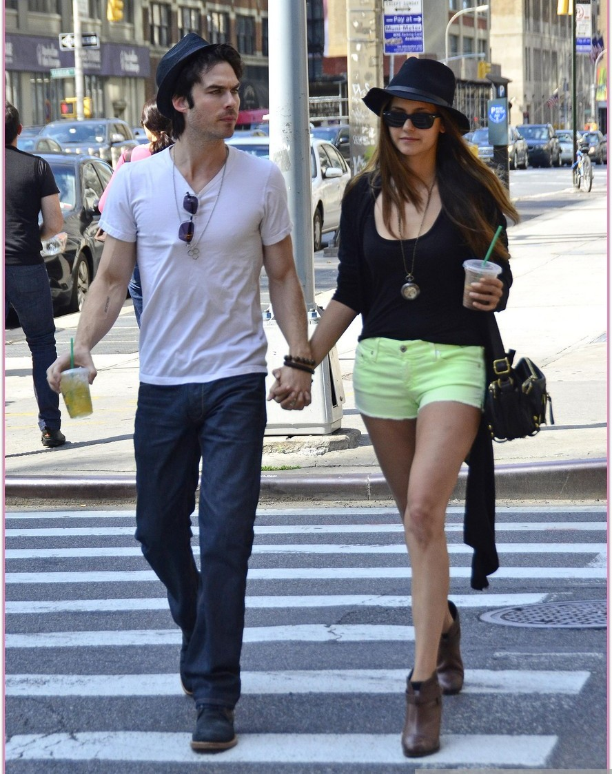 Vampire Diaries star Nina Dobrev I despised onscreen lover Paul Wesley