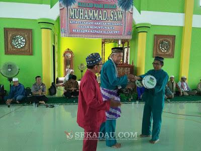KeMenag Tutup peringatan Maulid dan Festival Budaya Melayu di hadiri oleh DPRD provisi Saparudin SP