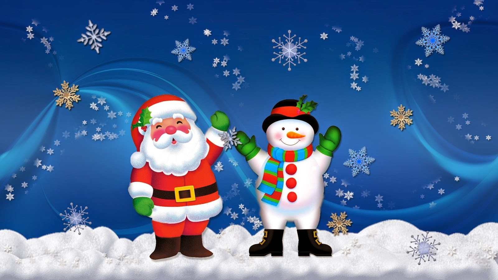 Santa-and-snowman-cartoon-image-picture-for-kids-children-greetings-wishes-free-download.jpg