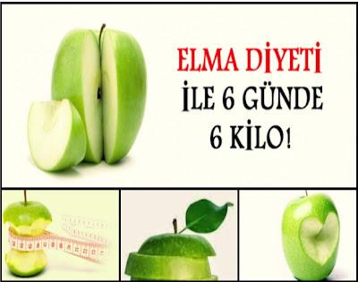 Elma Diyeti