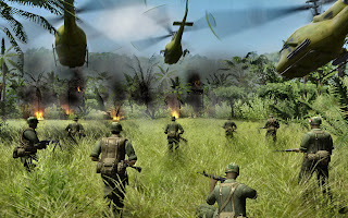 Men of War Vietnam (PC) 2011