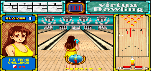 Game Dingdong Bowling
