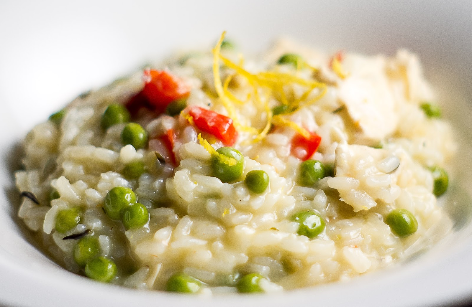 how to cook chicken risotto in oven