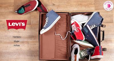 oferta calzado Levi´s