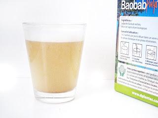Baobab Pulp Bio - D.Plantes