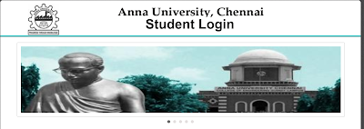 Anna University Student Login coe1.annauniv.edu for Internal Marks Portal 2018