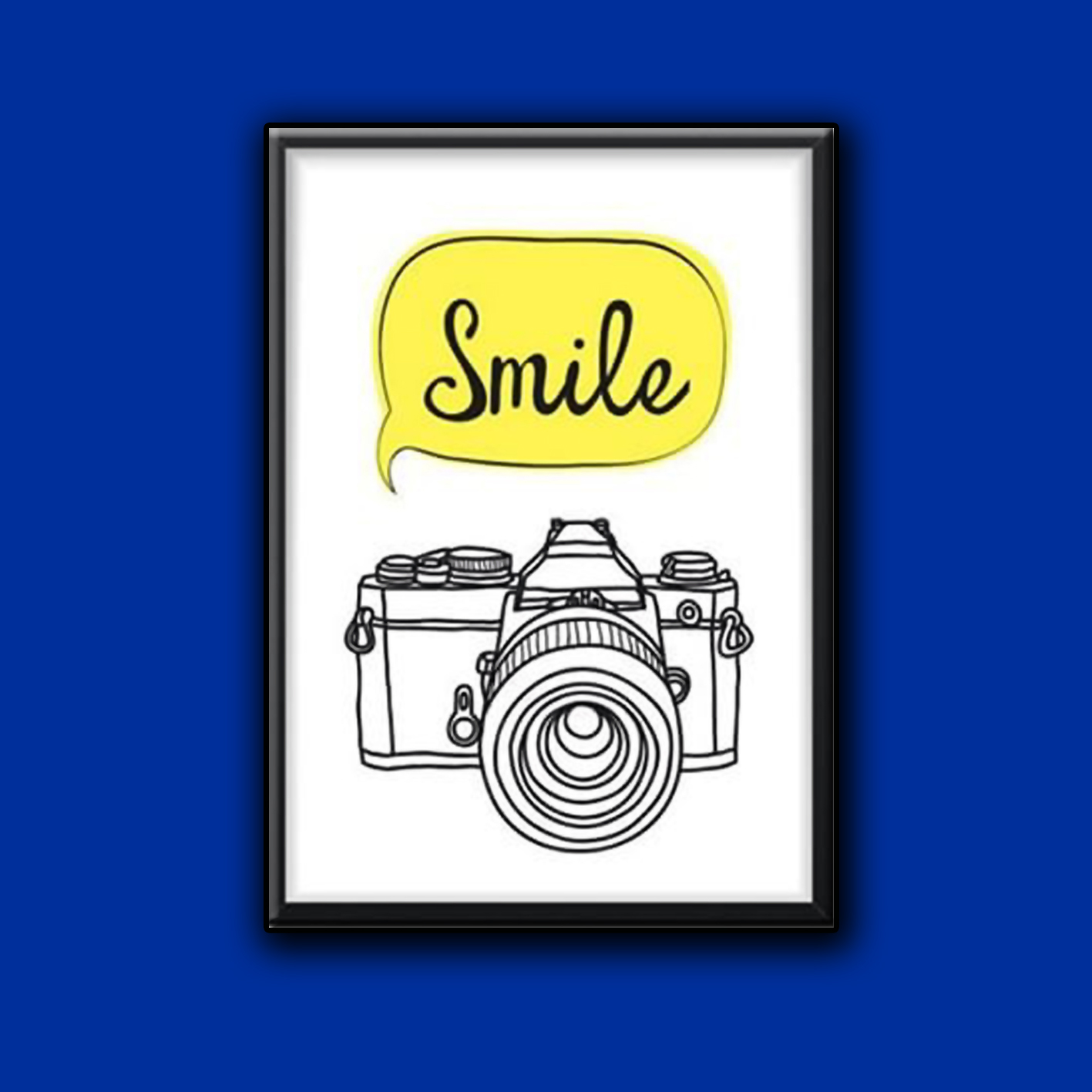 POSTER CUSTOM, POSTER SMILE, POSTER PHOTOGRAPHY, POSTER CAMERA