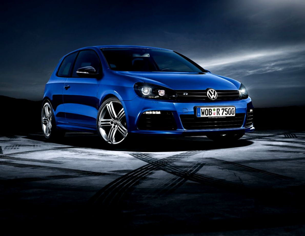 Volkswagen Golf R32 Front Car Hd Wallpaper Wallpapers Pretty