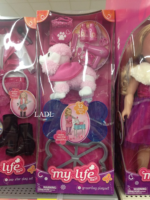 Living A Doll S Life In Store Report My Life As