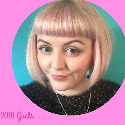 Glasgowfashiongirl - 2016 Goals