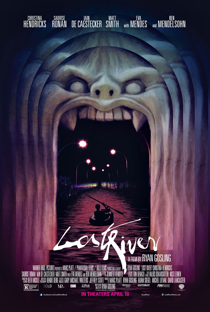Póster: Lost River