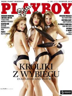 Revista Playboy Polonia-Agosto 2015 PDF Digital